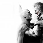Batman vs joker injustice