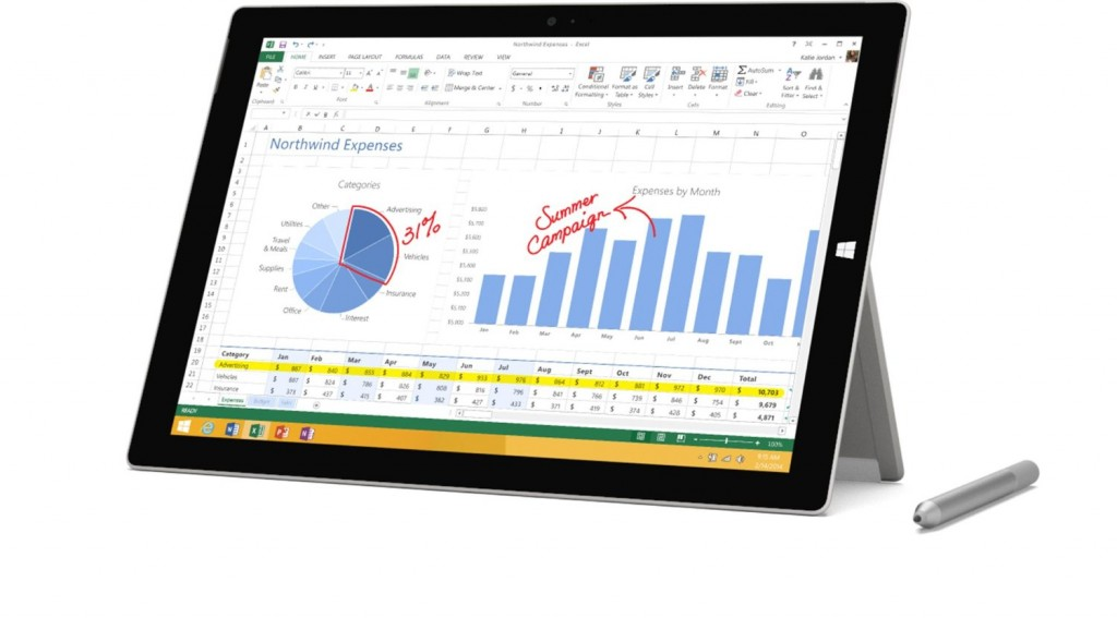 Buy A Surface Pro 3 With Windows 10