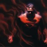 Classic superman background