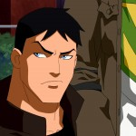 Connor kent as superboy background