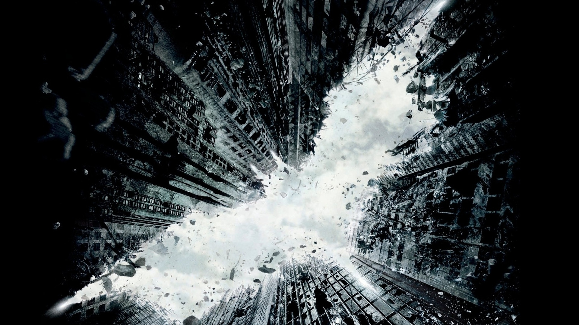 Dark Knight Rises Wallpaper Windows Mode