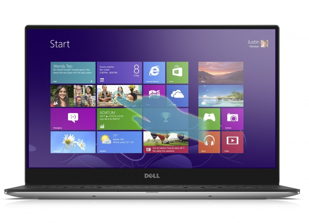 Dell XPS 13inch Touchscreen Laptop