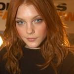 Jessica stam red hair wallpaper