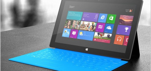 Microsoft Surface RT 1