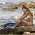 Ninel conde bikini wallpaper