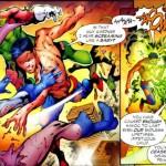 Superboy prime vs everyone