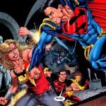 Superboy prime vs wonder girl