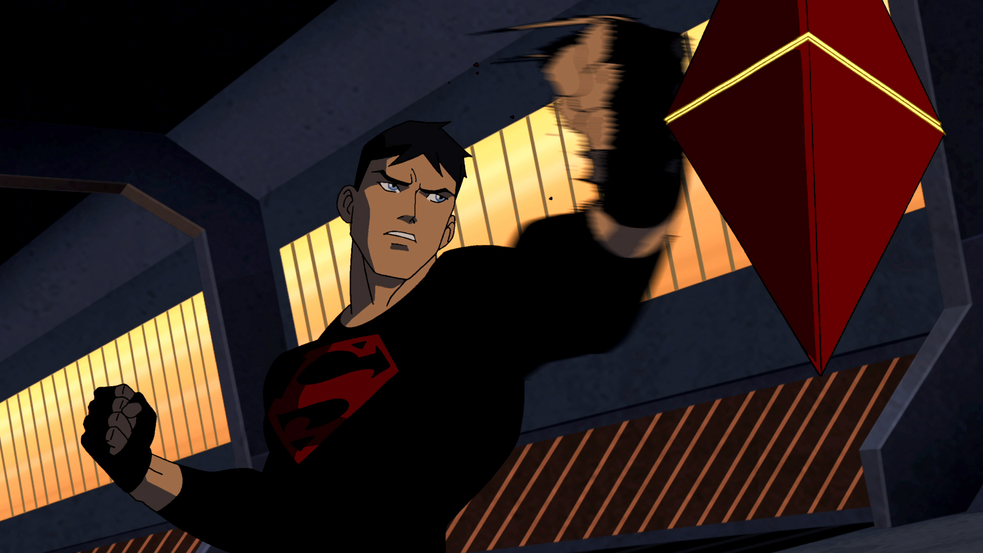 Superboy-Young-Justice-Cool - Windows Mode