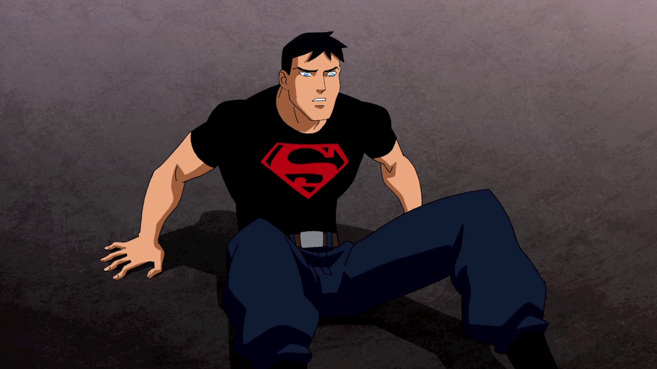 Superboy-Young-Justice-Cool - Windows Mode Young Justice Superboy Wallpaper