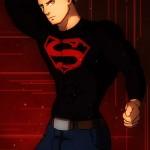 Superboy iphone6 wallpaper