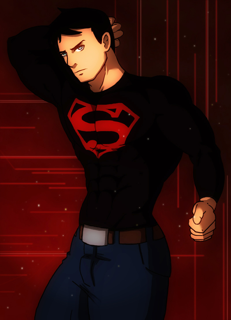 Superboy-iPhone6-Wallpaper - Windows Mode Young Justice Superboy Wallpaper