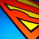 Superman classic logo