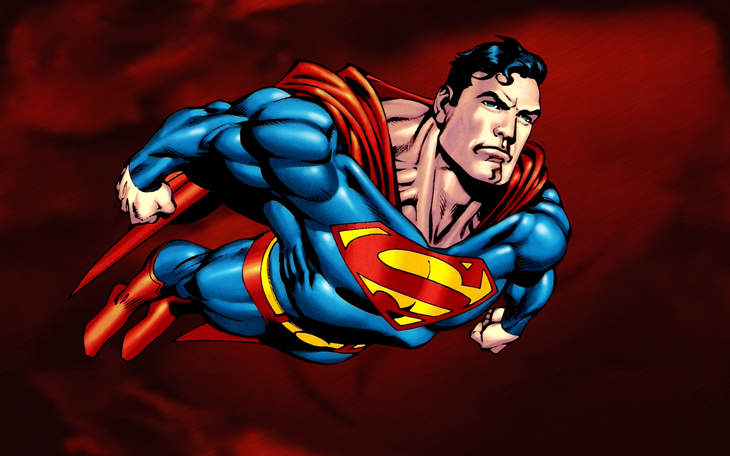 Superman cool cartoon look windows mode download photo previous story download superman wallpapers voltagebd Choice Image