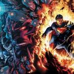 Superman darkseid luthor