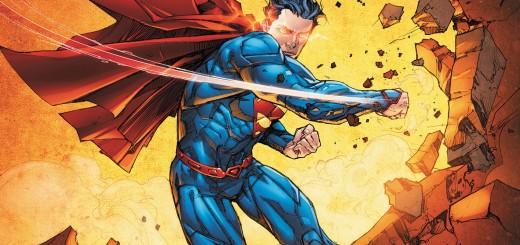 Superman new 52 costume