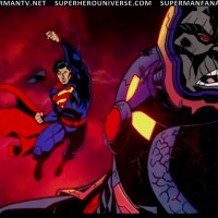 Superman-Punches-Darkseid