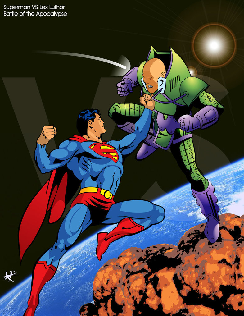 an analysis of the comparison between superman and lex luthor What's the main conflict between lex luthor and superman what is the relationship between superman and lex luthor is the latter the ancestor of the former.