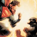 Superman vs batman ipad wallpaper