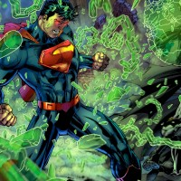 Superman-vs-Green-Lantern