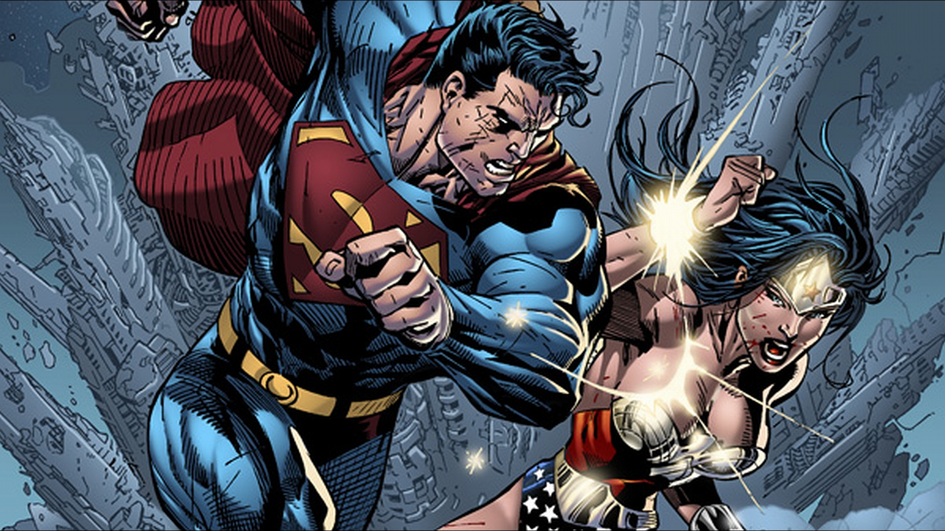 Superman-vs-Wonder-Woman - Windows Mode