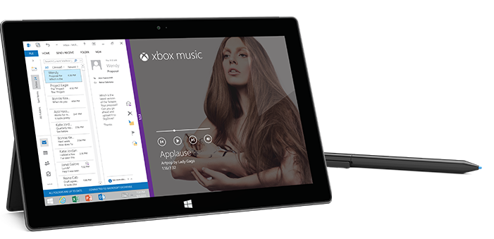 Surface-2-Pro-Groove-Music-Player