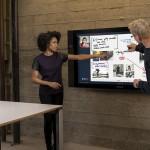 Microsoft Surface Hub Touch Screen