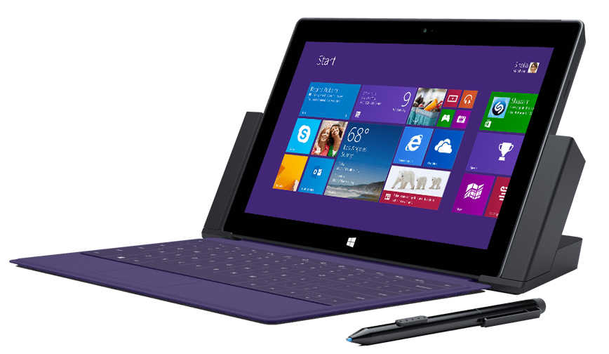 Office. Designed and innovated by Microsoft, Surface is engineered to deliver the best experiences across the suite of Office apps. Windows Designed for the latest versions of Windows, Surface takes advantage of every innovation and update - including Windows Ink, .