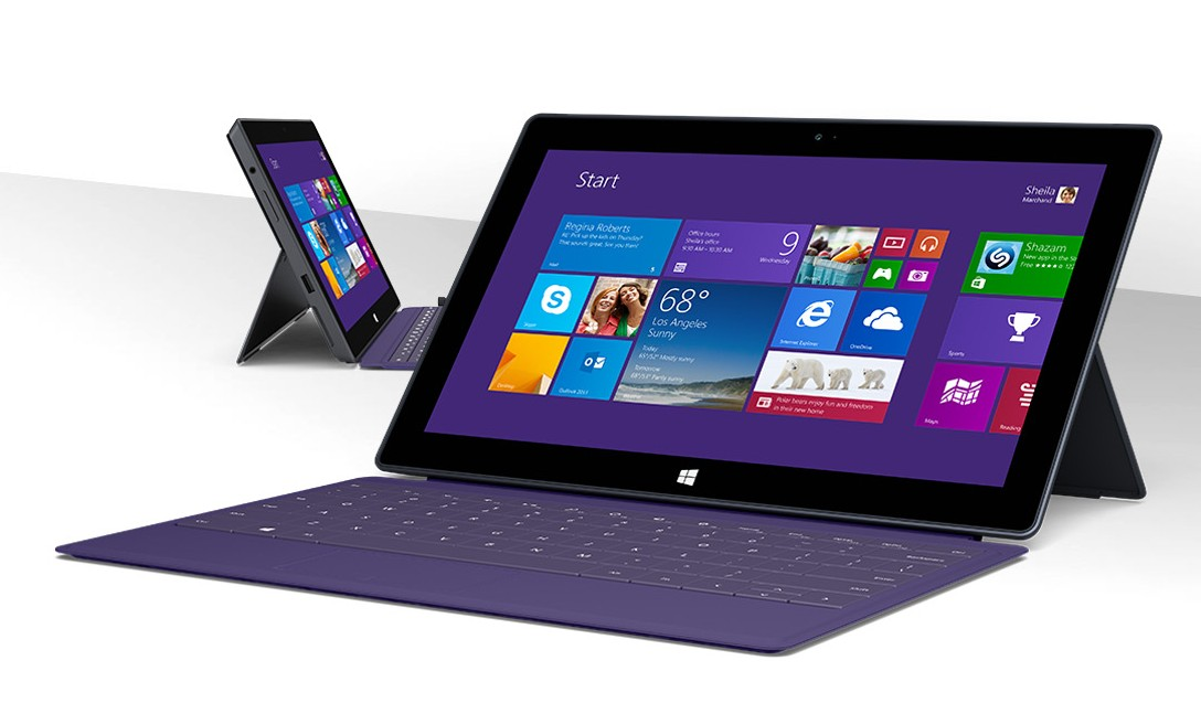 Surface Pro 2 Tablet