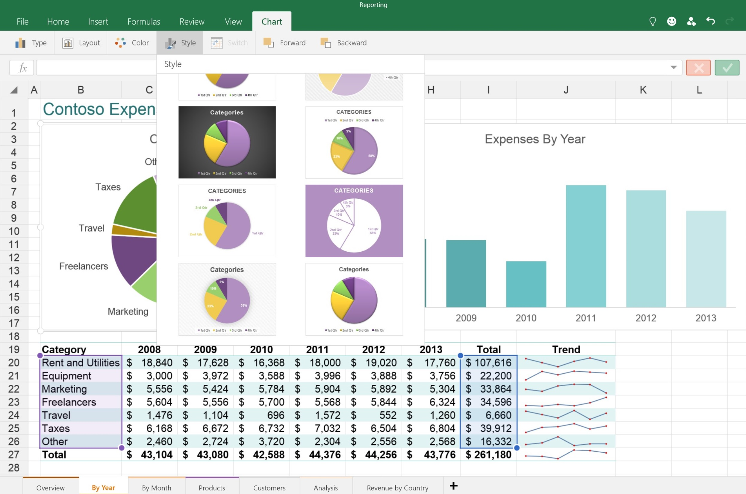 Windows 10 Excel Windows Mode