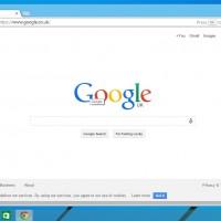 Windows 10 google chrome