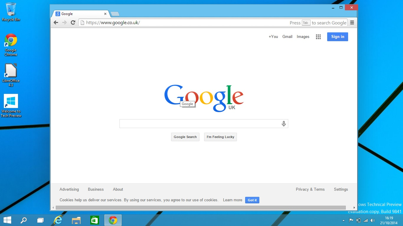 download google chrome for windows 10 free