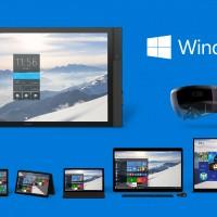 Windows 10 products list
