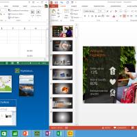 Windows 10 program snap