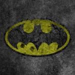 Yellow batman logo