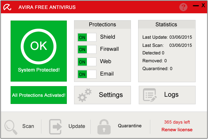 free download avira antivirus for windows 8