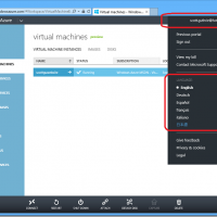 Azure-Language-Settings