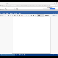 Top 5 microsoft office alternatives on windows 10 81 for Google docs for windows 8 1