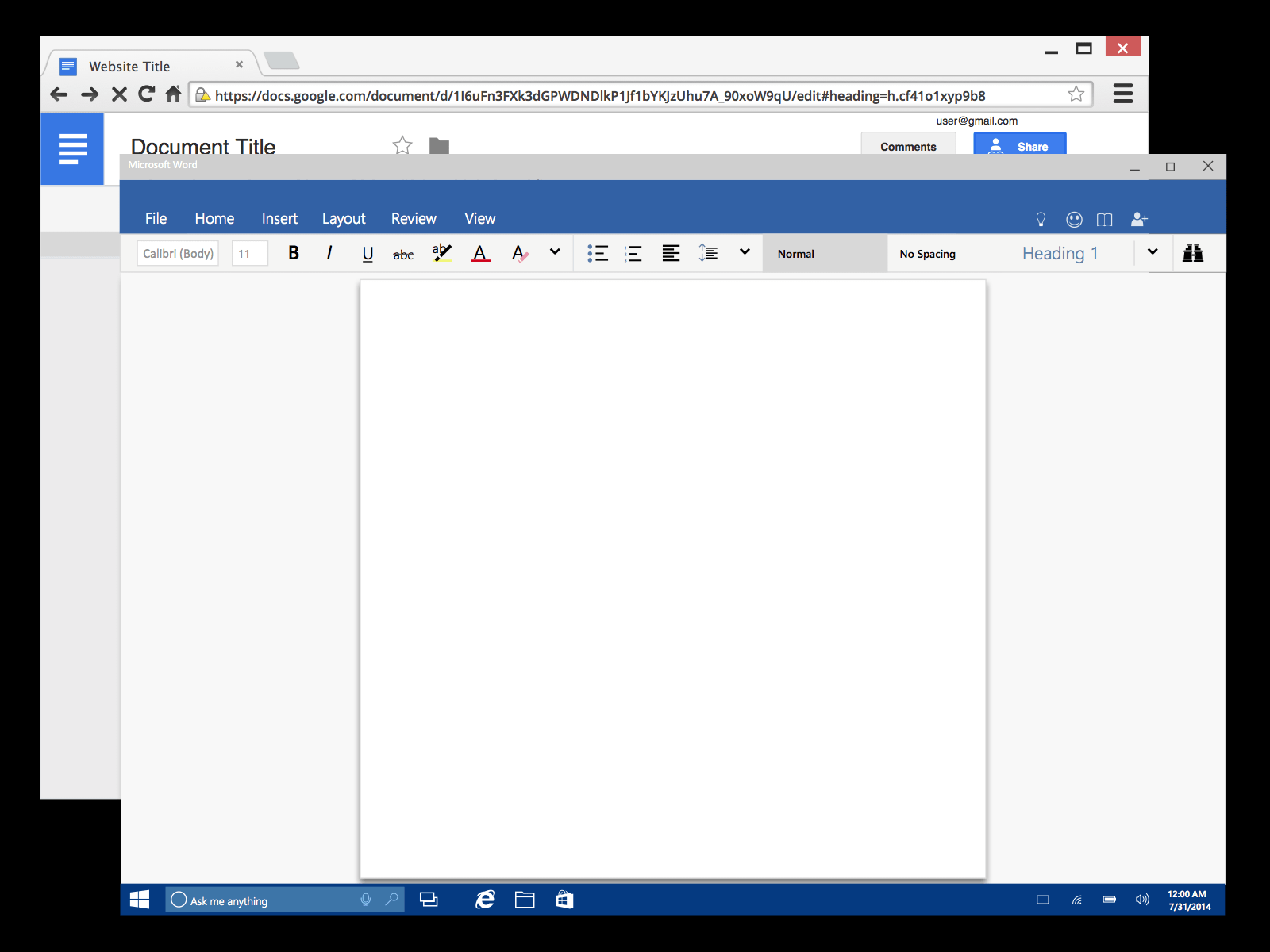 google docs on windows 10 windows mode With google docs for windows 10 download