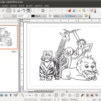 LibreOffice-Draw-App