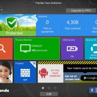 Panda antivirus on windows 10