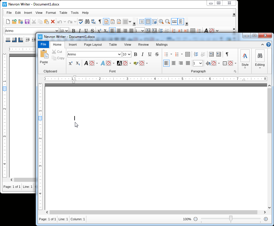 how to open office in windows 8