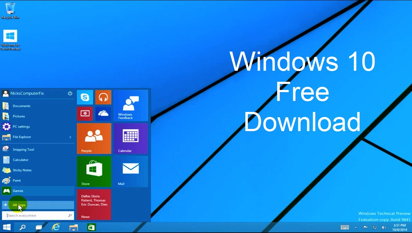 windows 10 latest iso file download