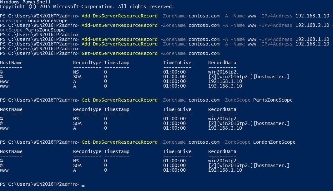 windows-server-2016-powershell-terminal