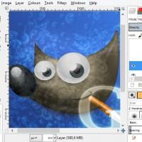 Gimp-Image-Editor