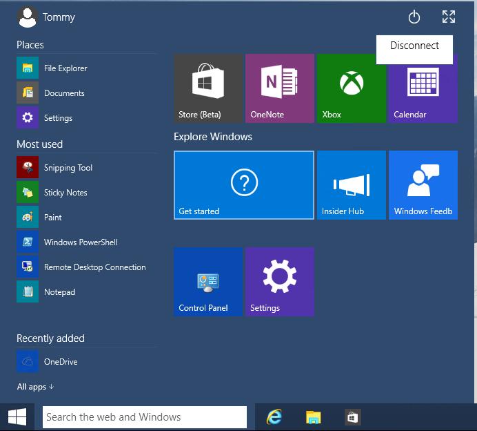 Remote Desktop for Windows 10 (Windows) - Download