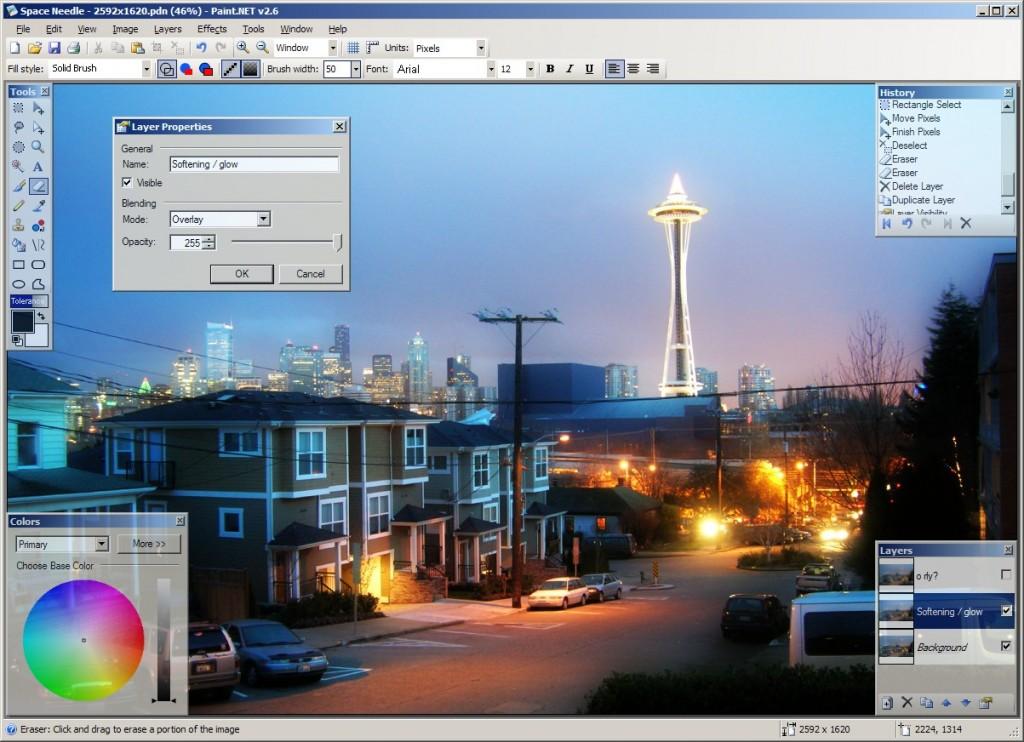 Install Paint.NET For Windows 10