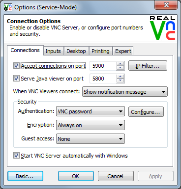 4 best free vnc servers for windows as of 2019 slant.