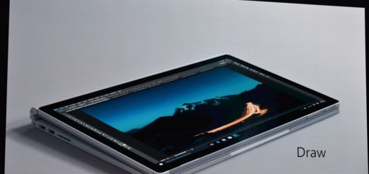 Surface book draw
