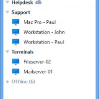 TeamViewer-Contact-List