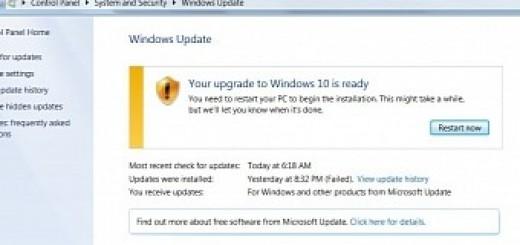 Microsoft forces the windows 10 upgrade on windows 7 pcs